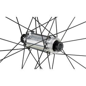 "NEWMEN Advanced SL A.30 Front Wheel 29"" 15x110mm Straight Pull CL Fade, negro/Plateado"